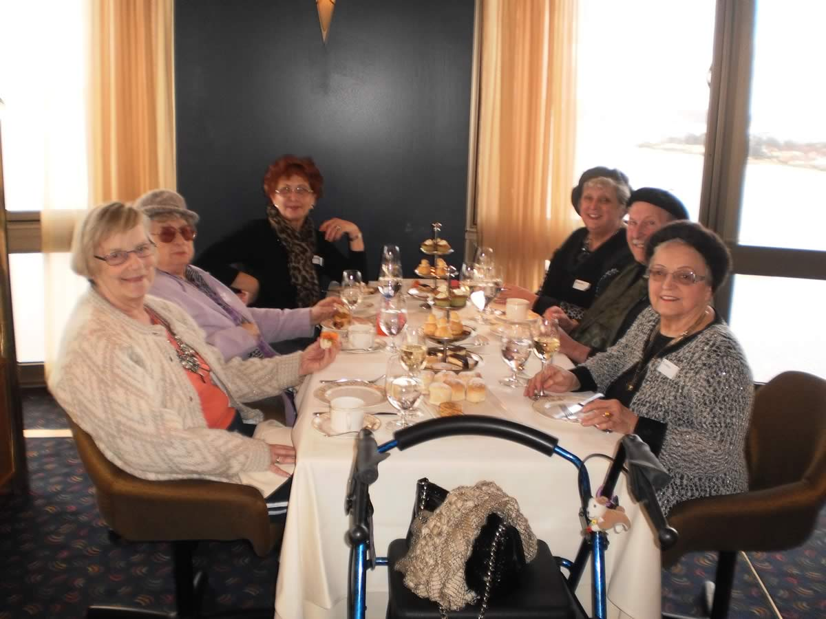 Aged Care Winter Solstice